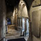 Delle sale all'interno