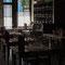 Il ristorante della locanda Ravoux