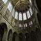 L'elevazione del coro della chiesa abbaziale