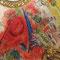 Détail du plafond de Marc Chagall