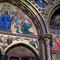 Delle pitture nella cappella alta