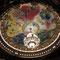 Il soffitto dipinto da Marc Chagall