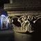 Un chapiteau roman de la crypte
