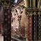 Delle colonne della cappella bassa