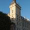 La Torre quadrata dell'orologio