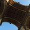 Le plafond de l'Arc de Triomphe