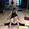 Partner Stretch Csc Dance School