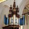 Transept orgel Nieuwe Kerk Amsterdam