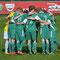 U19 vor dem Spiel beim LSK Hansa