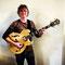 Gregor Salz, Gitarre, 23. Mai 2013