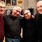 13. 11. 2014, Rolf Drese, Tom Lorenz, Gary Smulyan, Hardy Döhrn