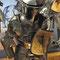 Armure de joute 1480-1500   Musée des Invalides Paris