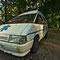 """Vieille ambulance """"Renault Espace"""""""