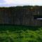 Un des très nombreux bunkers.