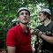 Koordinationstraining im Waldseilpark - mit Jonas Hiller