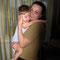 Daniel und seine Mutter