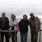 Nikolai, Swetlana, Dorothea Volkert und Udo Reitz in Pereslawl am See