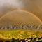 Regenbogen über der Moselloreley bei Piesport
