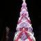 2016年世界一の光のツリー(白)USJ