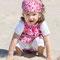 Spielerische Fotosession mit kleinen Kindern