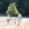 Sommerlook bei Familienbilder