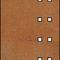 Cortenstahl SB41