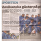 Newspaper, Ostersund