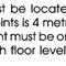 control joints 4m