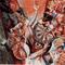 「呟く」 F150 油彩・テンペラ・パネル 第34回主体展