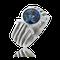 Schmuck Ring in Weissgold mt einem Topas aus der Himalaja Kollektion der Goldschmiede OBSESSION Zürich und Wetzikon