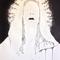 """""""La passion du cri"""" - Encre de chine sur Canson / indian ink on Canson - 65x50 cm."""