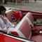 Elvis fährt mit in diesem Chevy Impala aus dem Jahr 1960. Vorbesitzer des Autos war übrigens Sänger Jerry Lee Lewis. Text und Foto: Thomas Kopp, FNP