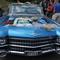 Elvis auf der Motorhaube: Dieser Cadillac macht das Festival-Motto lebendig. Text und Foto: Thomas Kopp, FNP