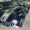 Bolide: Dieser Ford Shelby Cobra stielt machen alten Cadillacs bei der Oldtimer-Parade die Show. Text und Foto: Thomas Kopp, FNP