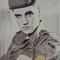 Elvis in künstlerischer Verarbeitung: Klaus Ritt stellt seine Werke zum King of Rock'n'Roll aus. Text und Foto: Thomas Kopp, FNP
