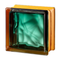 MyMiniGlass 15x15 (14,6x14x6x8) Seves MG/s  Type Vegan Emerald Glasbausteine Glass Blocks Briques de verre Glasbaustein Glasstein glazen blokken  glasblokke Österreich Schweiz France Nederland Dansk Luxemburg Steklo Bloki Slovenija Wien