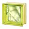MyMiniGlass 15x15 (14,6x14x6x8) Type Seves MG/s Very Natural Green Glasbausteine Glass Blocks Briques de verre Glasbaustein Glasstein glazen blokken  glasblokke Österreich Schweiz France Nederland Dansk Luxemburg Steklo Bloki Slovenija Wien