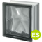 Wärmedämmung  ES /  Energy Saving design pegasus glasbausteine-center glasbausteine-center.de nordic nordica grau Q19 19x19x8 Glazen bouwstenen Glas Stegels Glasdallen Glazen blokken υαλότουβλα Glasbaksteen Glas Blokke Glastegel klaasplokid stikla bloki k