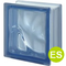 Wärmedämmung  ES /  Energy Saving design pegasus glasbausteine-center glasbausteine-center.de blau blue blu Q19 19x19x8 стъклени блокове Glass Bricks шыны блоктар шклаблокі склоблоки стъклени блокове стеклоблоки זכוכית בלוקים Glazen bouwstenen Glas Stegel