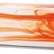 Poesia CLOUD Orange Mattone Glas Brick 24x12 Vollglasziegel Glasstein Solid Block Briques Blocs de verre Mattoni vetro Glazen stenen blok Glas mursten glas blok brique vidrio Blocos tijolo vidro steklena opeka  üvegtégla staklenu ciglu  Farbe Bunt