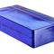 Seves Vetropieno Rettangolare Vitrablok Blue Blau blu Bleu Glasstein Glass Brick Solid Glas  Glasziegel Ziegel aus Glas Vollglasklinker Farbe colour color Glaswand glass wall Glasklinkerwand Glasziegelwand Vitrablok Bricks solid glass block vetro Nederlan