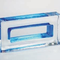 Poesia MONOFORO Blue Mattone Glas Brick 24x12 Vollglasziegel Glasstein Solid Block Briques Blocs de verre Mattoni vetro Glazen stenen blok Glas mursten glas blok brique vidrio Blocos tijolo vidro steklena opeka  üvegtégla staklenu ciglu