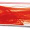Poesia CLOUD Red Mattone Glas Brick 24x12 Vollglasziegel Glasstein Solid Block Briques Blocs de verre Mattoni vetro Glazen stenen blok Glas mursten glas blok brique vidrio Blocos tijolo vidro steklena opeka  üvegtégla staklenu ciglu Farbe rot