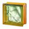 MyMiniGlass 15x15 (14,6x14x6x8) Seves MG/s  Type Vegan Green Glasbausteine Glass Blocks Briques de verre Glasbaustein Glasstein glazen blokken  glasblokke Österreich Schweiz France Nederland Dansk Luxemburg Steklo Bloki Slovenija Wien
