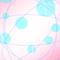 『円と線2』 2012.3.24 CLIP Paint Lab