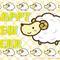 『年賀状2015』  mtの羊のデザインが気に入ってるので再利用。今年もよろしくお願いします。 2015.1.1 Photoshop,Illustrator