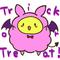 『Trick or Treat!』ブログ用。はろうぃんはろうぃん。 2015.10.31 FireAlpaca