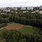 """г. Москва, бейсбольное поле. """"Russtar Arena"""". Покрытие искусственная трава + покрытие теннисит."""