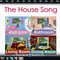 "Занимательная песенка на английском языке ""The house song""."