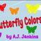 """Тhe butterfly colours song""."